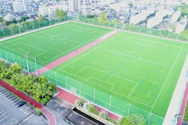 佐賀県総合運動場球技場・ロングパイル人工芝誕生