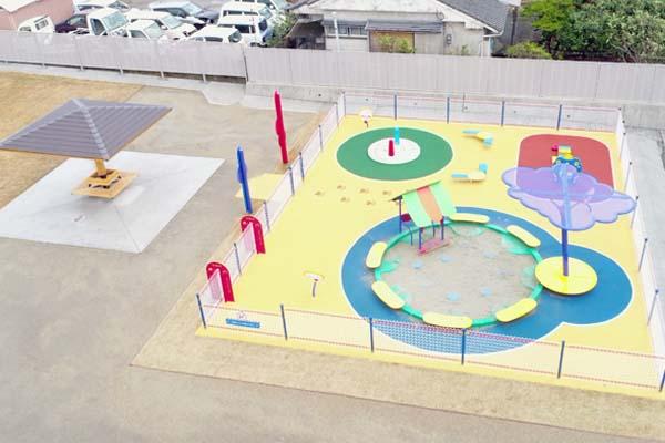 南の拠点施設整備事業公園遊具設置工事