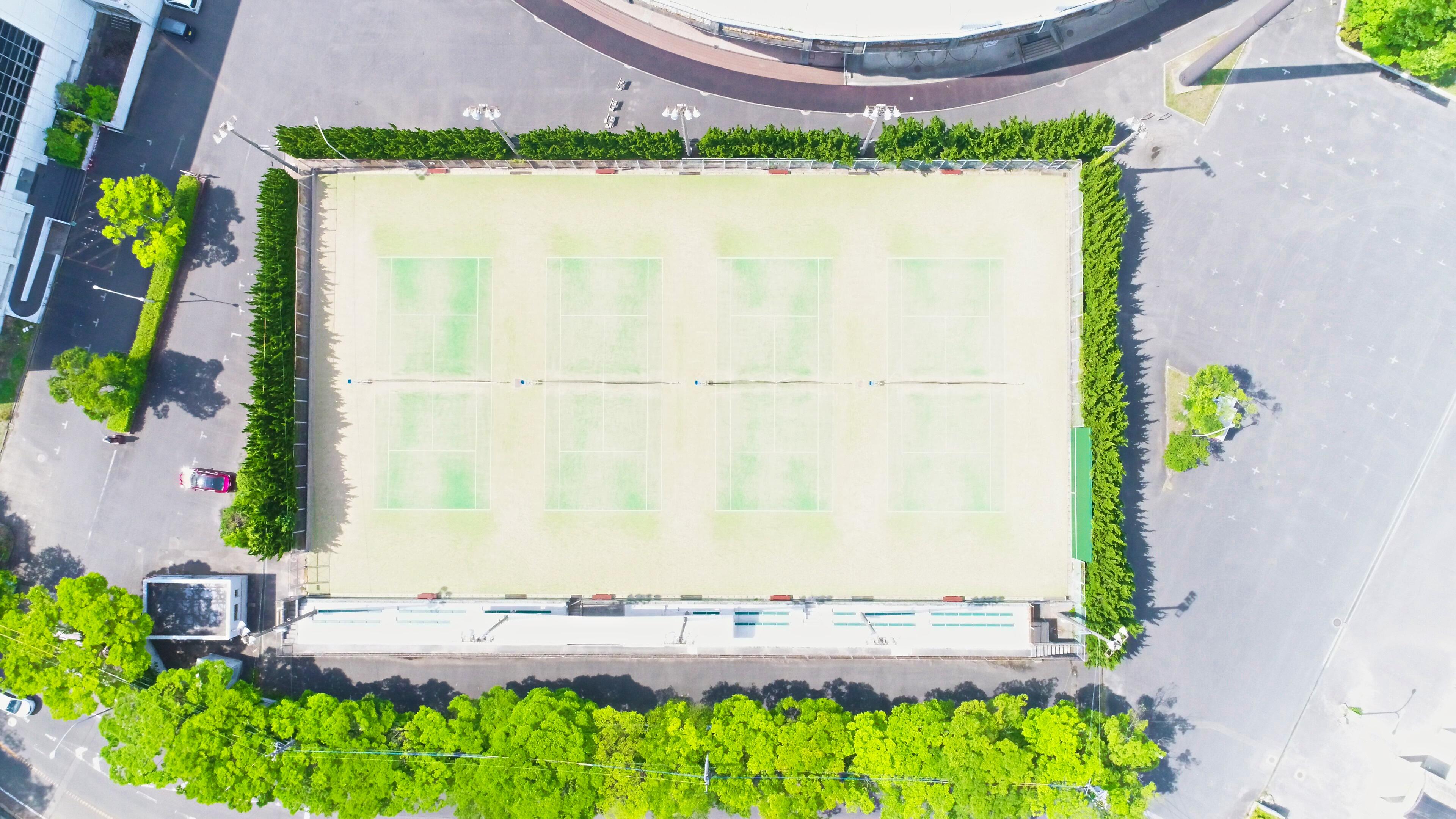 津久見市総合運動公園