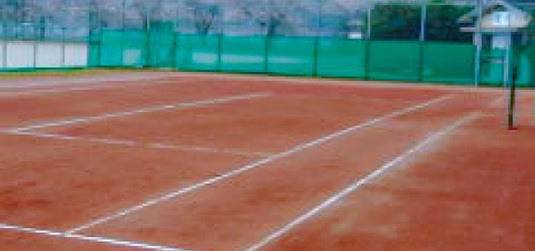 テニスコート(クレイ系)