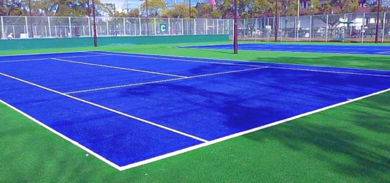 テニスコート(人工芝)