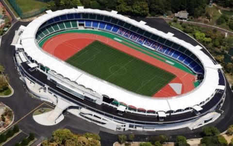 長崎県立総合運動公園陸上競技場
