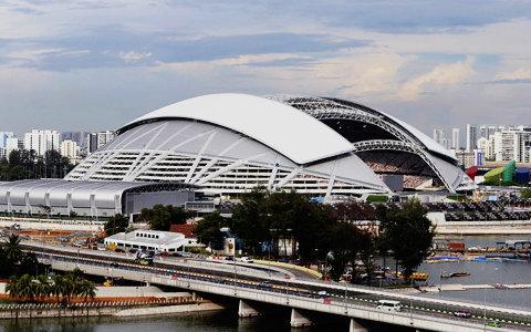 シンガポール・ナショナルスタジアム(シンガポール)