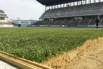 スポーツターフにおける床土構成・土壌改良のご提案
