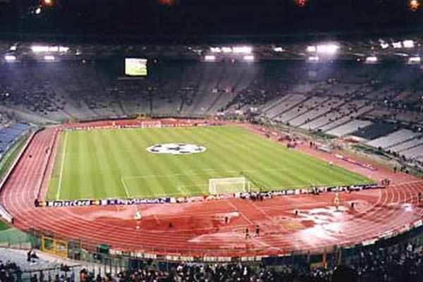 ASローマのホームスタジアム