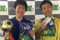 ジョーキーボール「第3回・KOFUカップ」公式記録の発表!