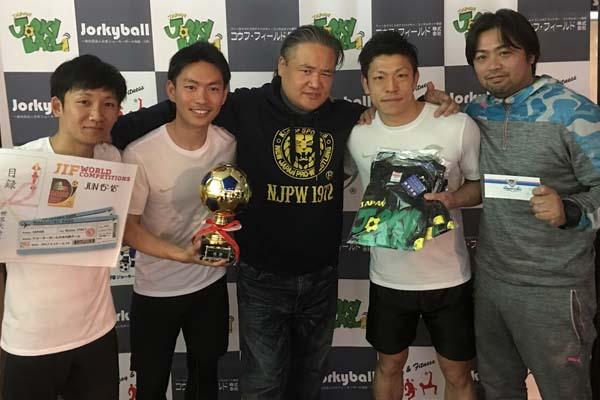 ジョーキーボール日本代表