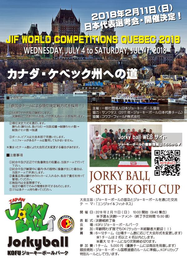 8th KOFU-CUP ポスター web用 600サイズ