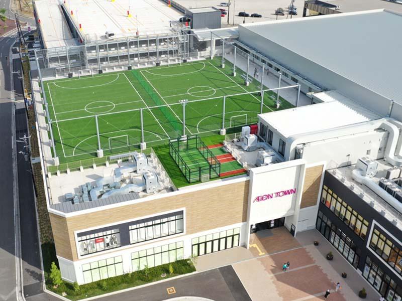 関東地区で初の常設コート「KOFUジョーキーボールパーク吉川美南」がオープン!